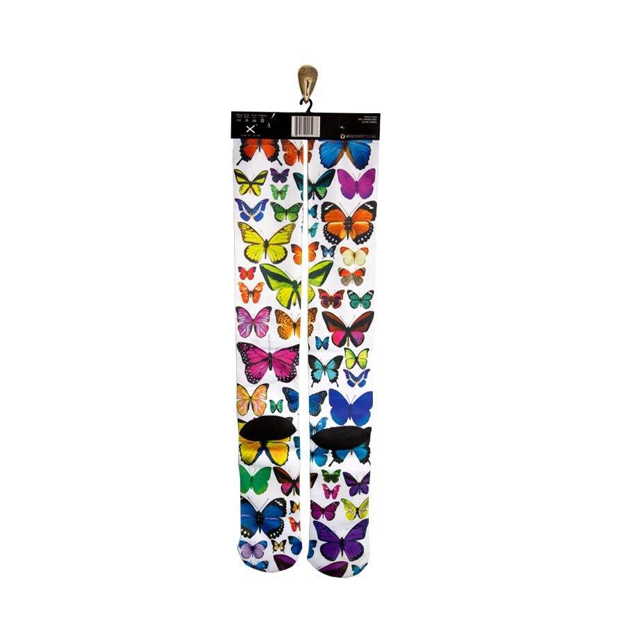 Butterflies Knee High (Back)