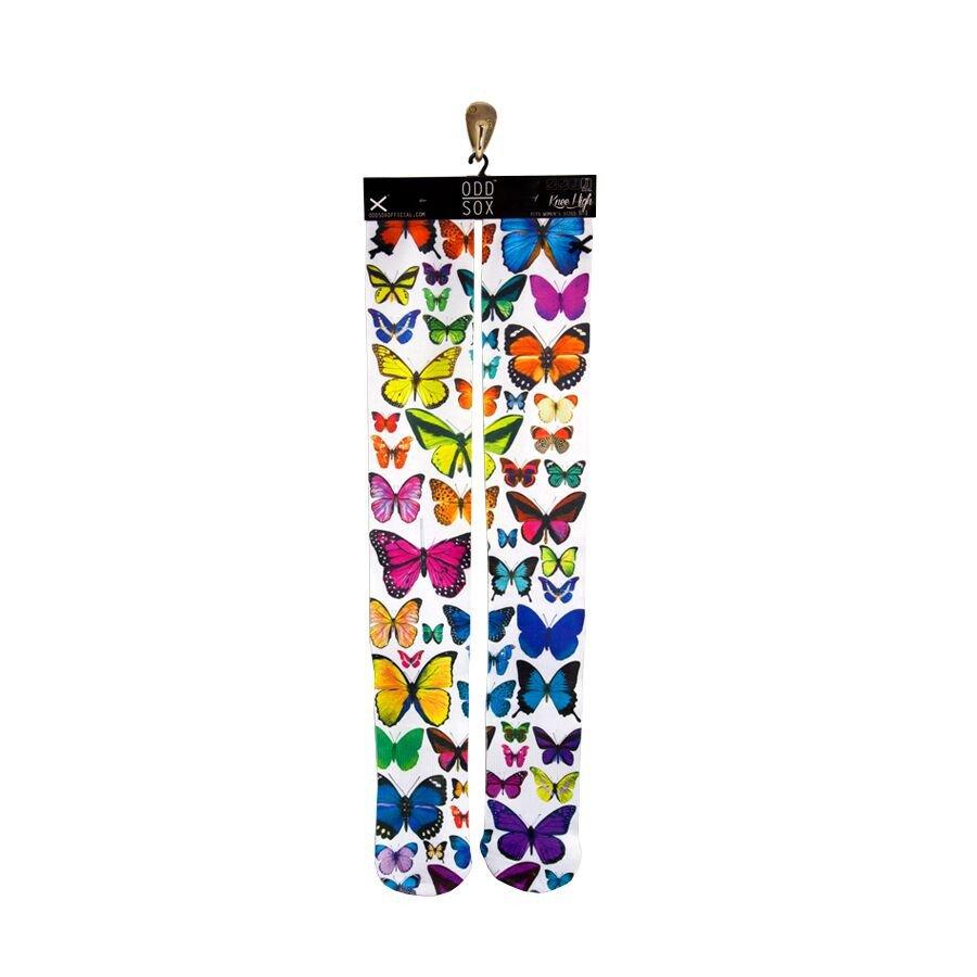Butterflies Knee High (Front)