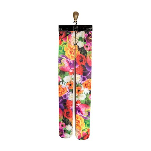 Flowers Knee Highs (Front)